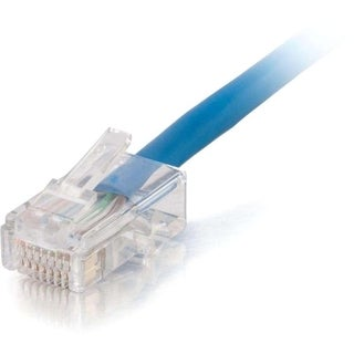 C2G 10ft Cat5e Non-Booted Unshielded (UTP) Network Patch Cable (Plenu