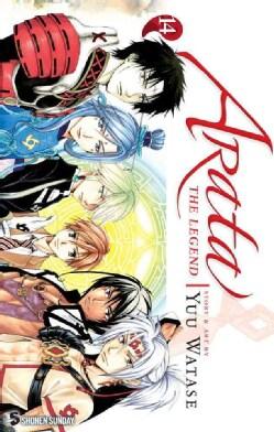 Arata: The Legend 14 (Paperback)