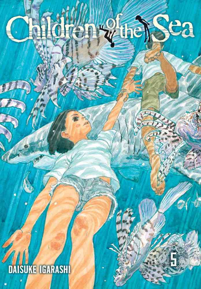 Children of the Sea 5 (Paperback)