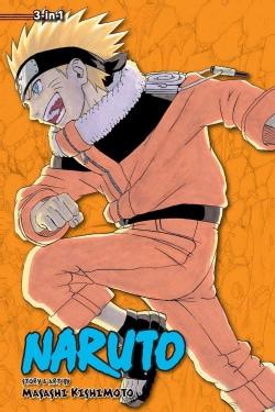 Naruto 6: 3-in-1 Edition (Paperback)