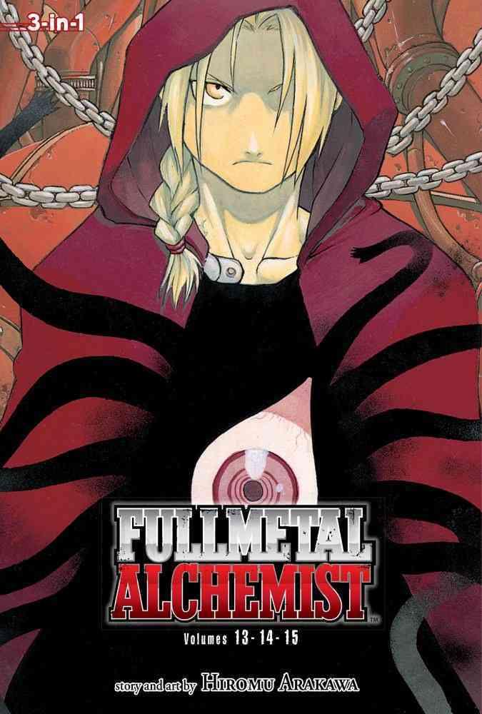 Fullmetal Alchemist Omnibus 5: 3-in-1 Edition (Paperback)
