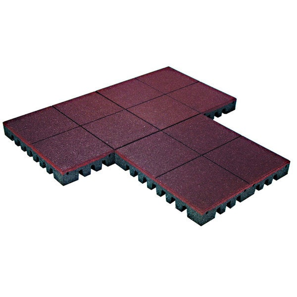 PlayFall Playground Terra Cotta 1.75-inch Safety Surfacing (160 sq. ft)