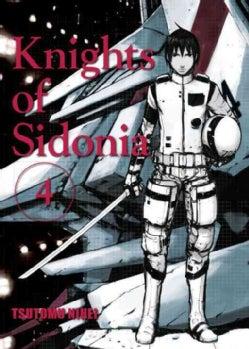 Knights of Sidonia 4 (Paperback)