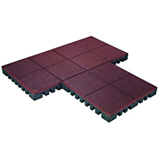 PlayFall Playground Terra Cotta 1.75-inch Safety Surfacing (320 sq. ft)