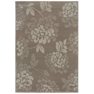 StyleHaven Floral Grey/Blue Indoor-Outdoor Area Rug|https://ak1.ostkcdn.com/images/products/7521423/P14959618.jpg?impolicy=medium