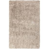 Hand-woven Garland New Zealand Wool Blend Soft Shag Area Rug (2' x 3')