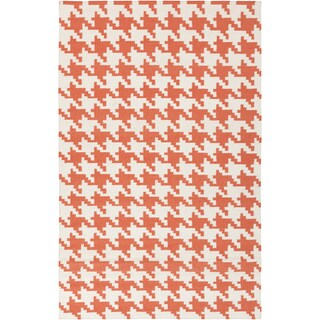 Hand woven Lyons Wool Rug (4 options available)