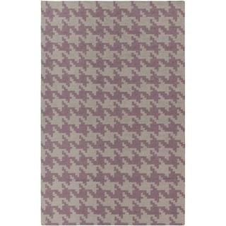 Hand-woven Lyons Wool Rug