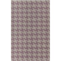 Hand-woven Lyons Wool Area Rug (2' x 3')