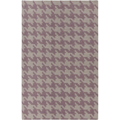 Hand-woven Lyons Wool Area Rug