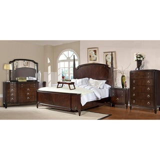 Milieu Park 5 Piece King Size Poster Bedroom Set Free Shipping Today 14959772