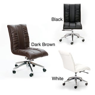 Comphy Adjustable-height Swivel Office Chair
