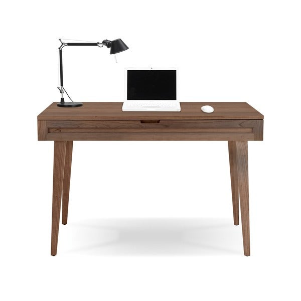 Jesper office highland 44 inch solid walnut desk free shipping today 14959918 - Jesper office desk ...