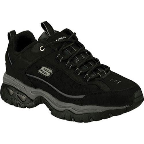 Skechers Men's Energy Downforce Black Sneakers - Free Shipping Today -  Overstock.com - 14960187