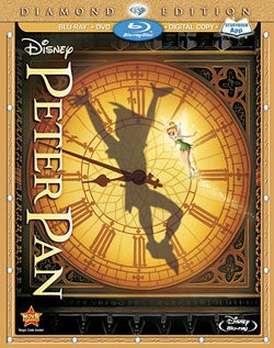 Peter Pan Diamond Edition (Blu-ray/DVD)