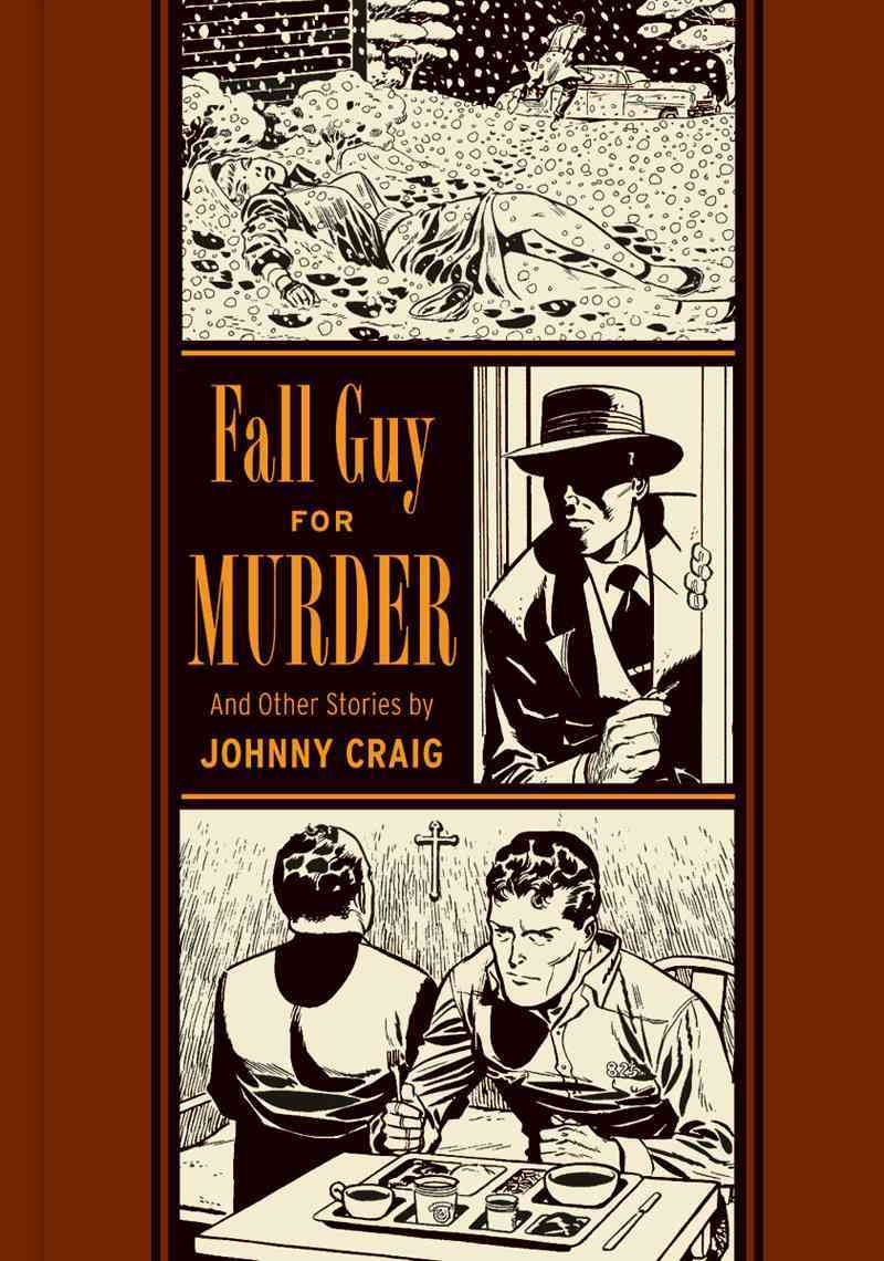 Fall Guy for Murder: And Other Stories (Hardcover)