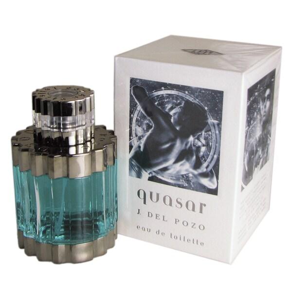 Jesus del P-ounceo 'Quasar' Men's 4.2-ounce Eau de Toilette Spray