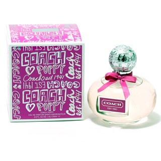 Coach Poppy Flower Women's 3.4-ounce Eau de Parfum Spray