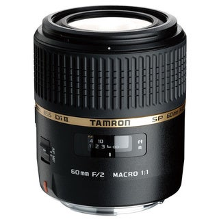 Tamron G005 SP AF60mm f/2.0 Di II LD 1:1 Macro Lens for Canon