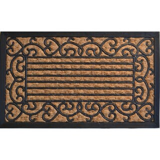 Vine Border Door Mat