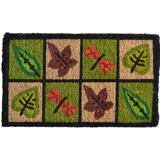 Dragonfly Welcome Mat