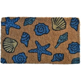 Sea Shells Door Mat