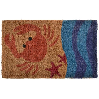 Crab Door Mat