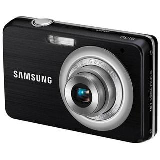 Samsung ST30 10MP Black Digital Camera
