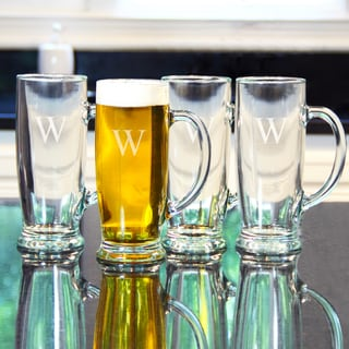 Link to Personalized Craft Beer Mugs (Set of 4) Similar Items in Glasses & Barware