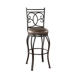 Napier 26-inch Swivel Counter Stool