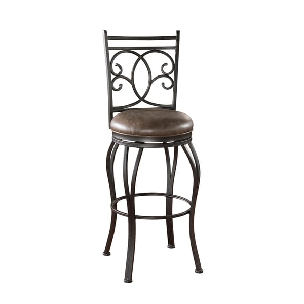 Napier 30-inch Swivel Bar Stool