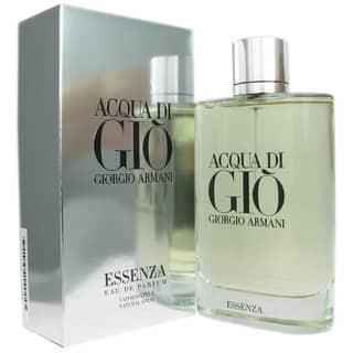 Armani Acqua Di Gio Essenza Men's 6.08-ounce Eau de Parfum Spray|https://ak1.ostkcdn.com/images/products/7523976/P14961537.jpg?impolicy=medium