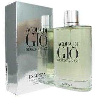 Armani Acqua Di Gio Essenza Men's 6.08-ounce Eau de Parfum Spray