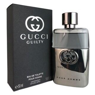 Gucci Guilty Pour Homme Men's 1.6-ounce Eau de Toilette Spray