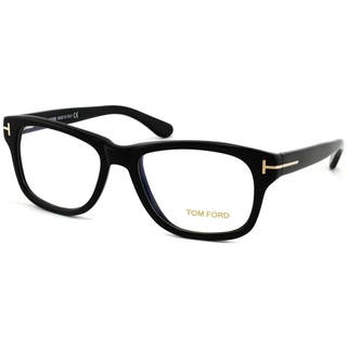 Tom Ford Unisex Shiny Black Plastic Eyeglasses|https://ak1.ostkcdn.com/images/products/7524055/7524055/Tom-Ford-Unisex-Shiny-Black-Plastic-Eyeglasses-P14961600.jpeg?impolicy=medium
