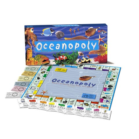 Late For The Sky 'Ocean-opoly'