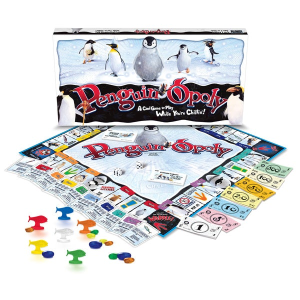 Late For The Sky 'Penguin-Opoly'