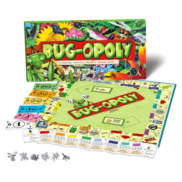 Late For The Sky 'Bug-Opoly' Board Game