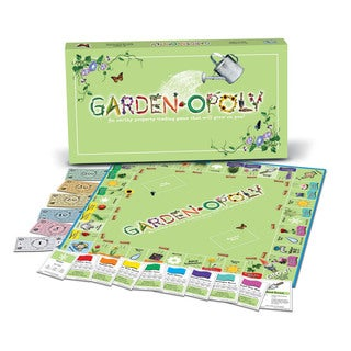 Late For The Sky 'Garden-opoly' Board Game
