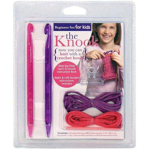 Knook Beginner Set For Kids-Knook Beginner Set For Kids
