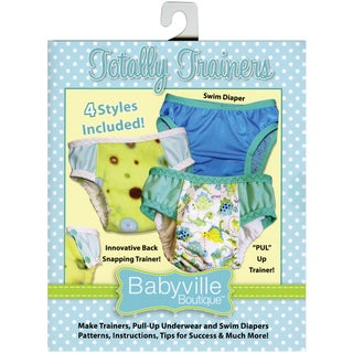 Babyville Boutique Patterns-Totally Trainers