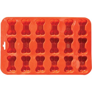Mini Bone Silicone Pan/ Tray