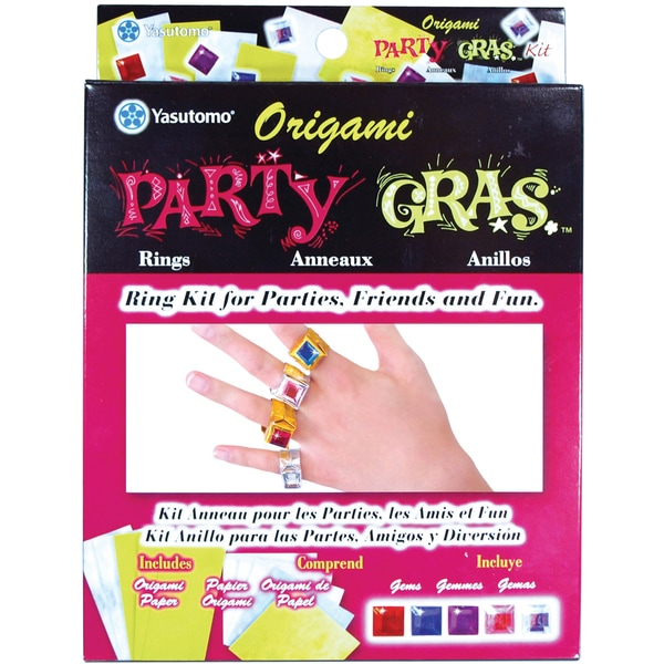 Party Gras Ring Kit-
