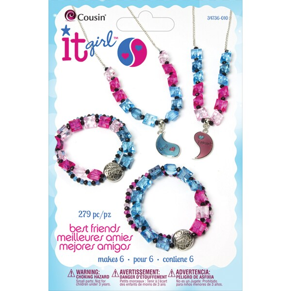 It Girl Jewelry Kits-Ying Yang 279 Pieces
