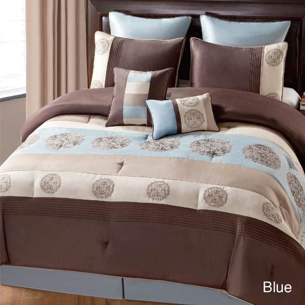 VCNY Milano 8-piece Comforter Set