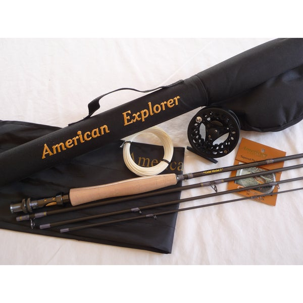 American Explorer GMII 4-piece Fly Outfit