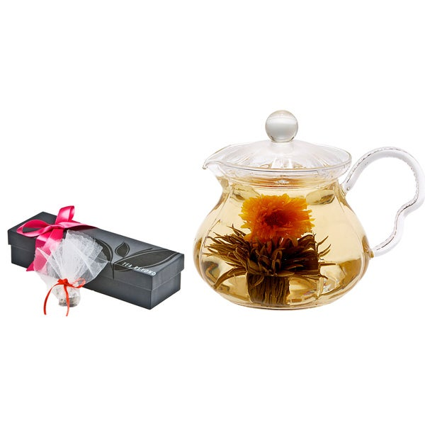 Tea Beyond Rarest High Mountain Blooming Tea Fairy Gift Set