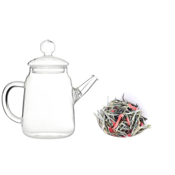 Tea Beyond Premium Energizing Goji Berry Green Assorted Tea Gift Set