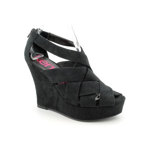 Kensie Girl Women's 'Gavin' Faux Suede Dress Shoes