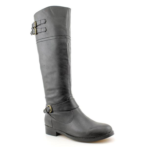 Volatile Women's 'Wicker' Synthetic Boots
